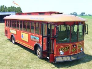 W.E Trolley